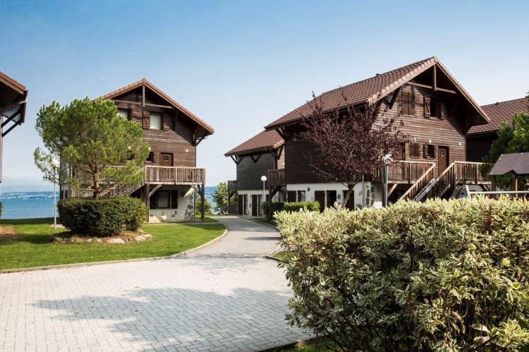 VakantiehuisFrankrijk - Noord Alpen: Residence Les Chalets d'Evian 2  [3]