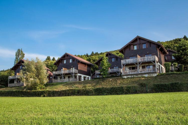 VakantiehuisFrankrijk - Noord Alpen: Residence Les Chalets d'Evian 2  [2]