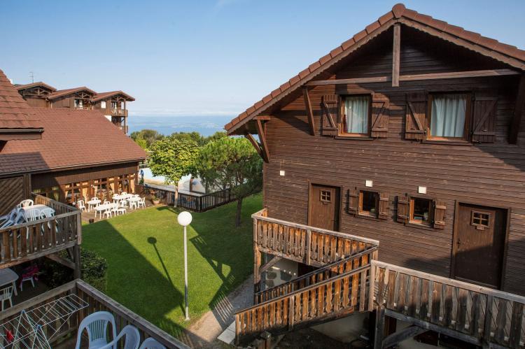 VakantiehuisFrankrijk - Noord Alpen: Residence Les Chalets d'Evian 2  [1]