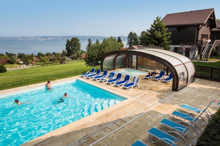 VakantiehuisFrankrijk - Noord Alpen: Residence Les Chalets d'Evian 2  [24]