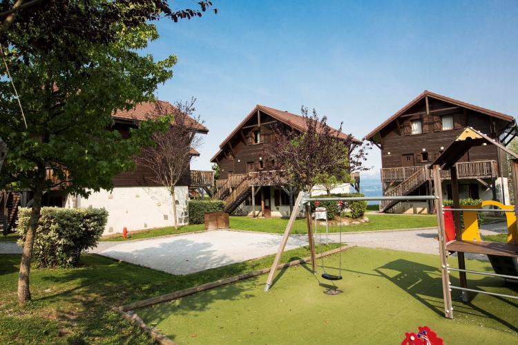 VakantiehuisFrankrijk - Noord Alpen: Residence Les Chalets d'Evian 1  [26]