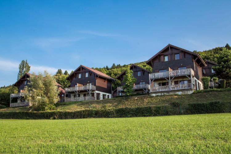 VakantiehuisFrankrijk - Noord Alpen: Residence Les Chalets d'Evian 1  [2]
