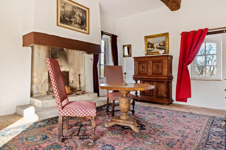 Holiday homeFrance - Auvergne: La chambre de la chapelle  [9]