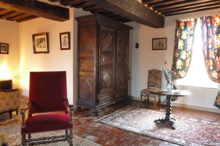 Holiday homeFrance - Auvergne: La chambre de la chapelle  [5]