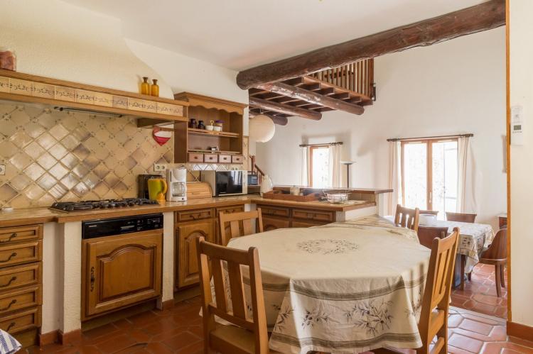 Holiday homeFrance - Provence-Alpes-Côte d'Azur: Villa Saignon  [13]