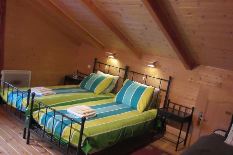 Holiday homeFrance - Northern Alps: Chalet Le Passe-Temps  [16]