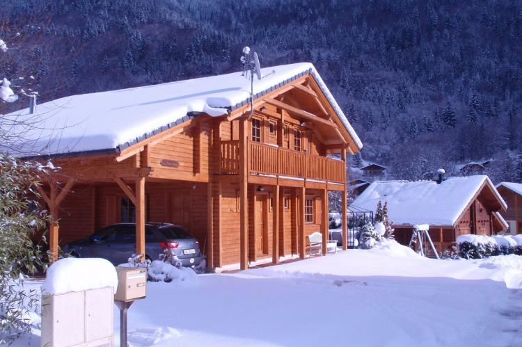 Holiday homeFrance - Northern Alps: Chalet Le Passe-Temps  [26]