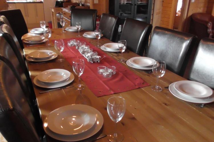 Holiday homeFrance - Northern Alps: Chalet Le Passe-Temps  [10]