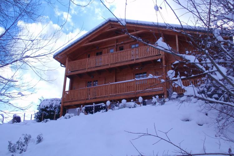 Holiday homeFrance - Northern Alps: Chalet Le Passe-Temps  [1]