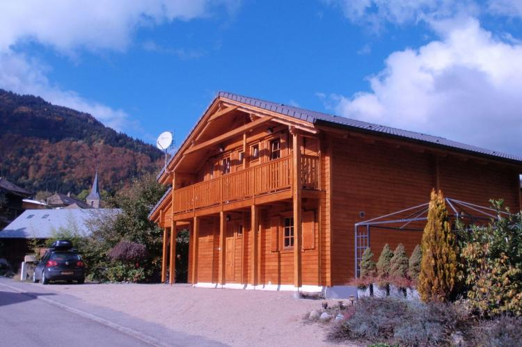 Holiday homeFrance - Northern Alps: Chalet Le Passe-Temps  [27]