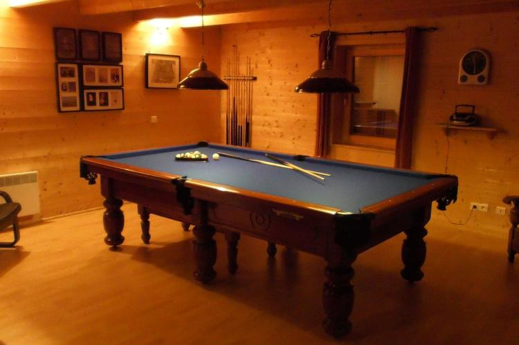 Holiday homeFrance - Northern Alps: Chalet Le Passe-Temps  [12]