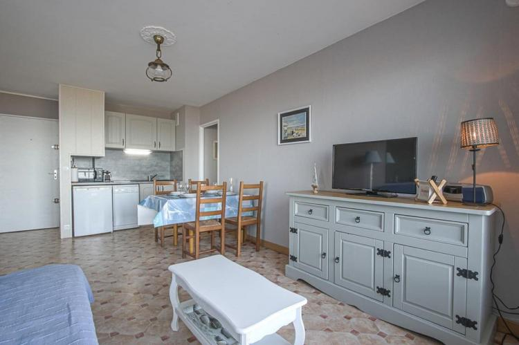 Holiday homeFrance - Normandy: Appartement Les Marinas  [7]