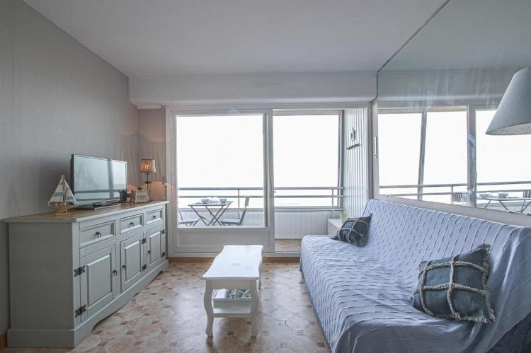 Holiday homeFrance - Normandy: Appartement Les Marinas  [10]