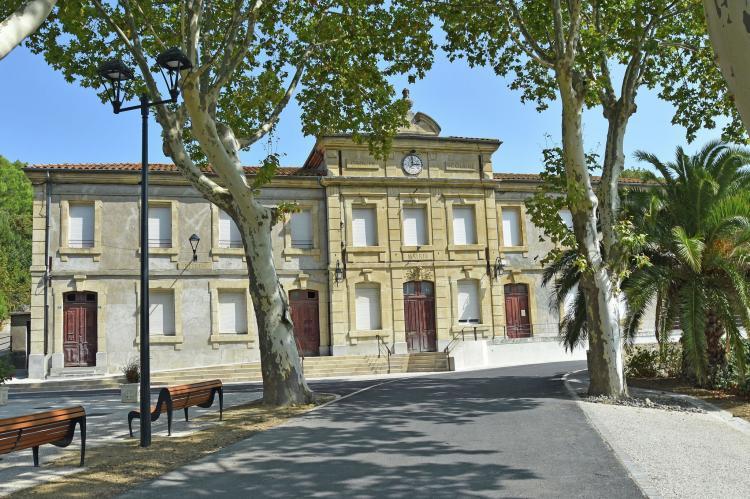 VakantiehuisFrankrijk - Languedoc-Roussillon: Gîte de luxe dans les vignes 1  [28]