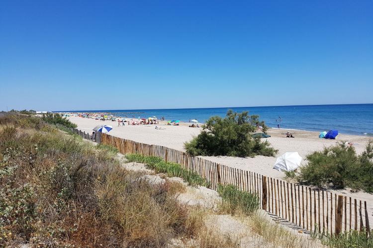 VakantiehuisFrankrijk - Languedoc-Roussillon: Gîte de luxe dans les vignes 1  [30]