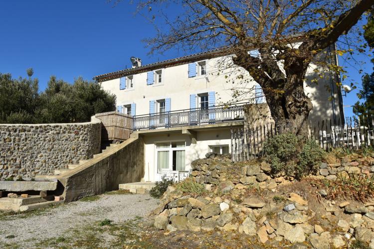 VakantiehuisFrankrijk - Languedoc-Roussillon: Gîte de luxe dans les vignes 1  [6]