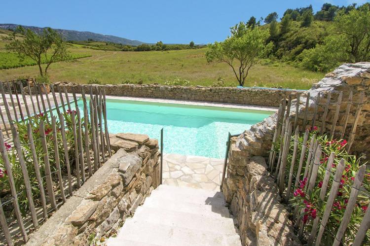 VakantiehuisFrankrijk - Languedoc-Roussillon: Gîte de luxe dans les vignes 1  [8]