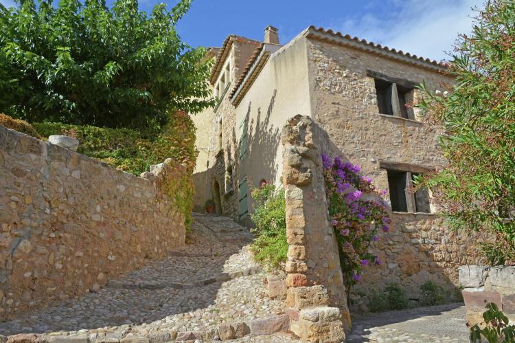 VakantiehuisFrankrijk - Languedoc-Roussillon: Gîte de luxe dans les vignes 1  [23]