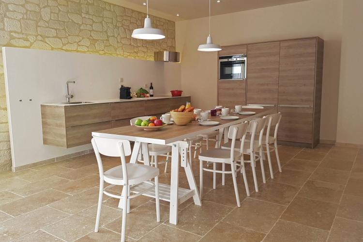 VakantiehuisFrankrijk - Languedoc-Roussillon: Gîte de luxe dans les vignes 1  [4]