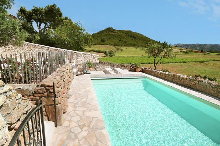 VakantiehuisFrankrijk - Languedoc-Roussillon: Gîte de luxe dans les vignes 4  [7]