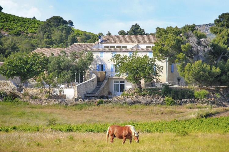 VakantiehuisFrankrijk - Languedoc-Roussillon: Gîte de luxe dans les vignes 4  [6]