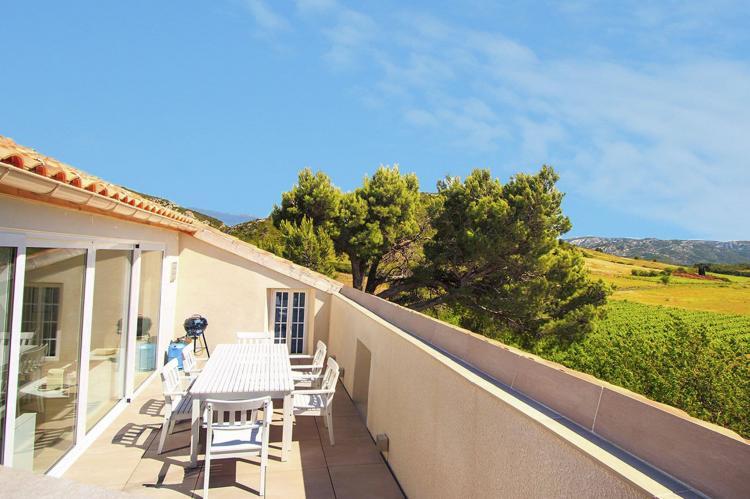 VakantiehuisFrankrijk - Languedoc-Roussillon: Gîte de luxe dans les vignes 4  [23]
