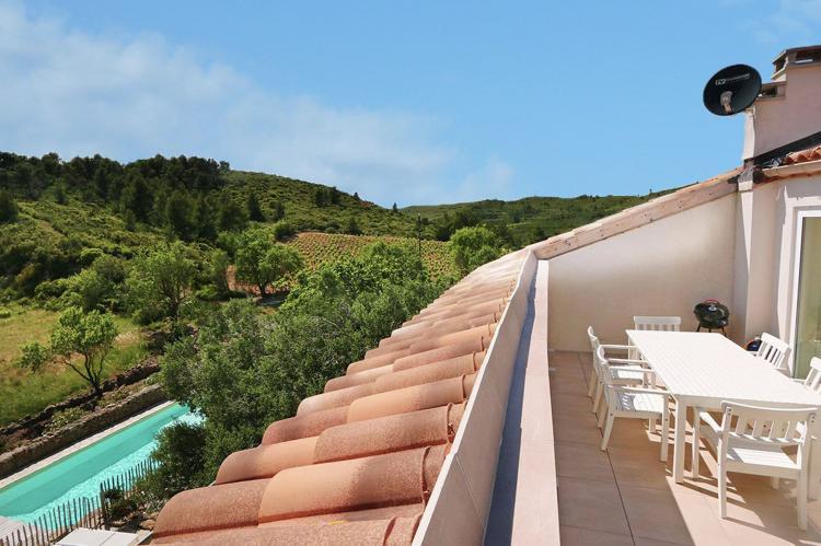 VakantiehuisFrankrijk - Languedoc-Roussillon: Gîte de luxe dans les vignes 4  [9]