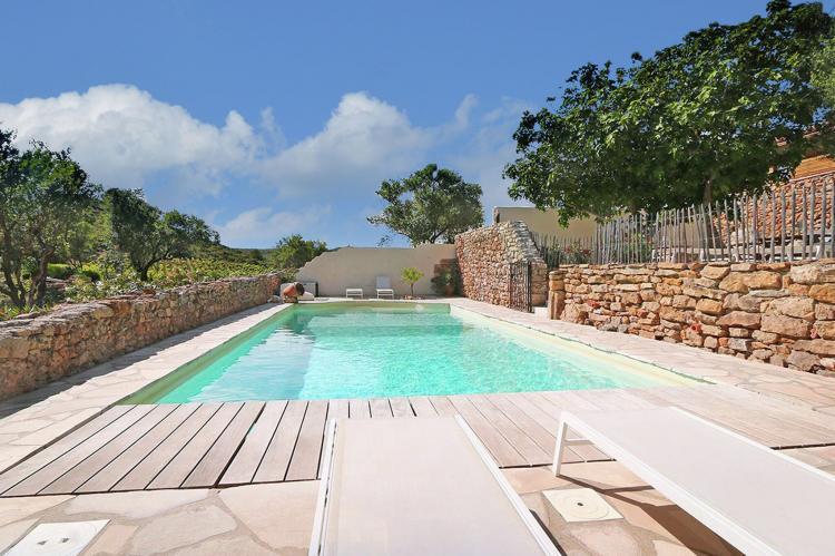 VakantiehuisFrankrijk - Languedoc-Roussillon: Gîte de luxe dans les vignes 4  [1]