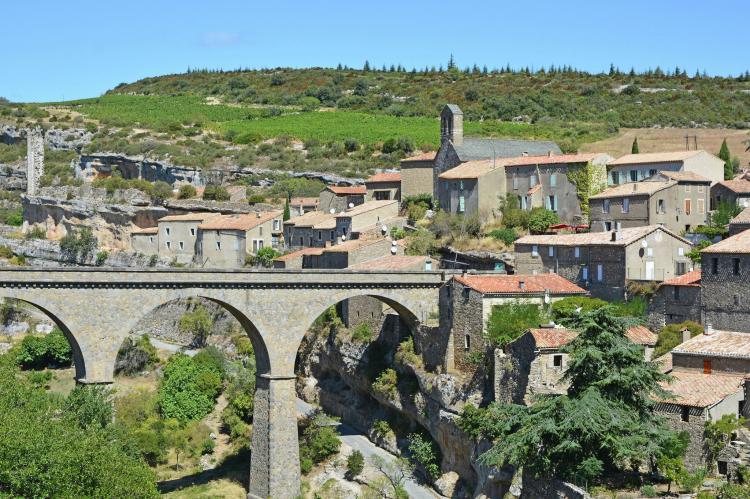 VakantiehuisFrankrijk - Languedoc-Roussillon: Gîte de luxe dans les vignes 4  [34]