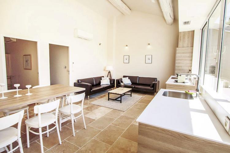VakantiehuisFrankrijk - Languedoc-Roussillon: Gîte de luxe dans les vignes 4  [3]