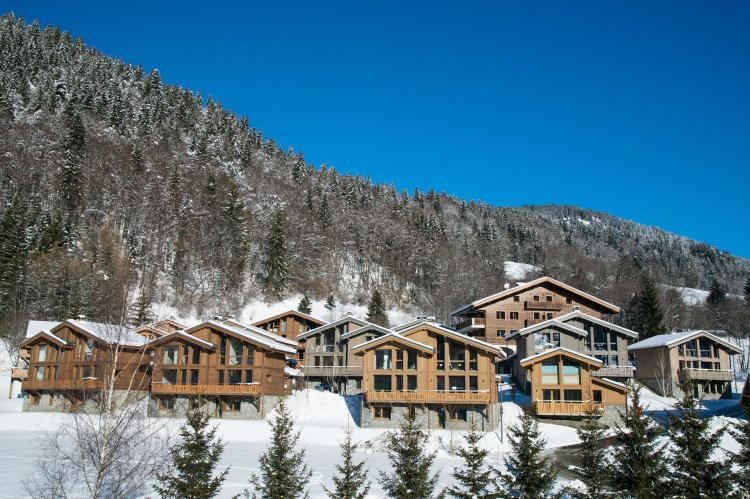 Holiday homeFrance - Northern Alps: Les Portes de Megève 4  [3]