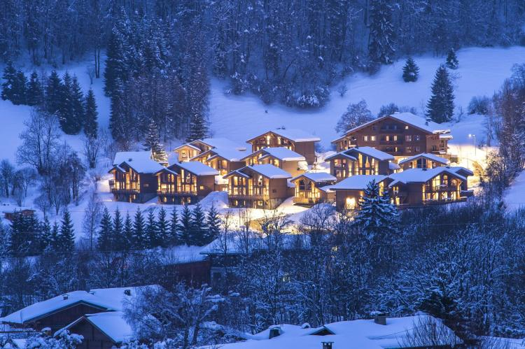 Holiday homeFrance - Northern Alps: Les Portes de Megève 4  [4]