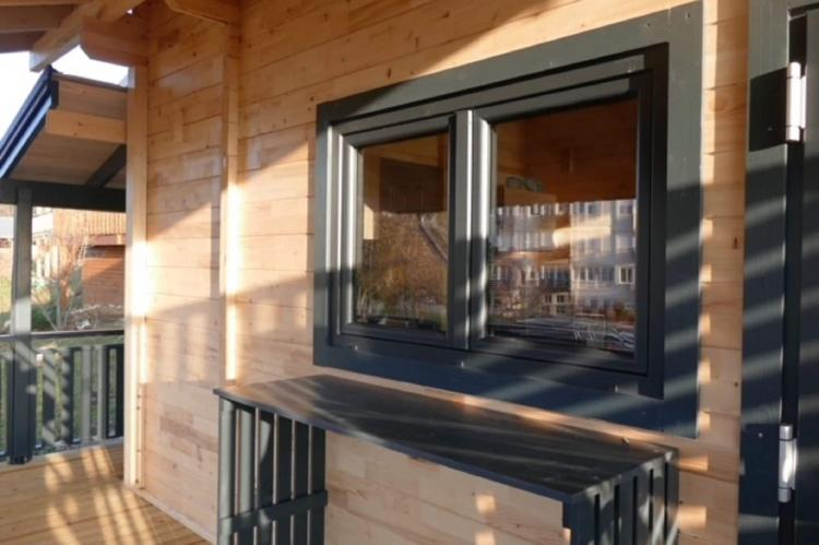Holiday homeFrance - Jura: O CHALET  [1]