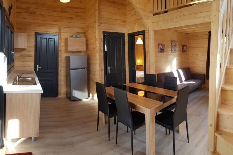 Holiday homeFrance - Jura: O CHALET  [13]