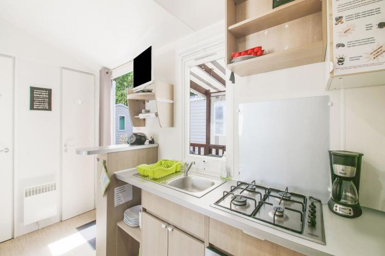 Holiday homeFrance - Loire: Mobil-home 4pax  [14]
