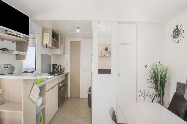 Holiday homeFrance - Loire: Mobil-home 4pax  [12]