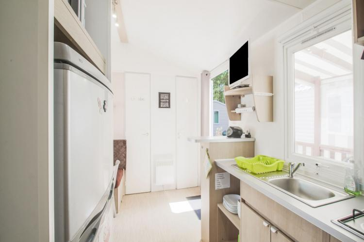 Holiday homeFrance - Loire: Mobil-home 4pax  [13]