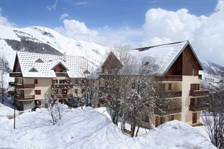 Holiday homeFrance - Northern Alps: Residence Les Sybelles 1  [11]