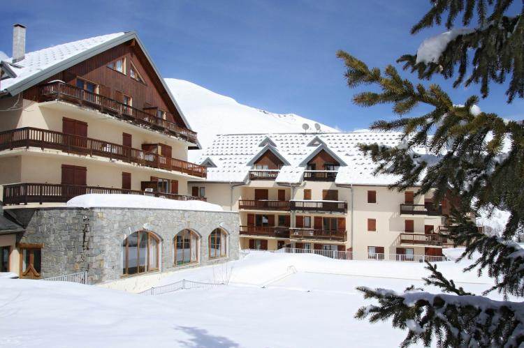 Holiday homeFrance - Northern Alps: Residence Les Sybelles 1  [13]