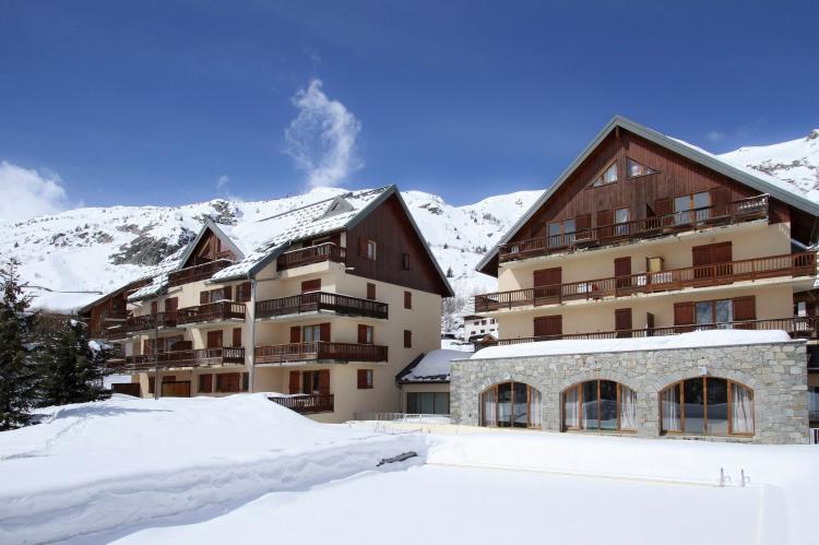FerienhausFrankreich - Nördliche Alpen: Residence Les Sybelles 2  [1]