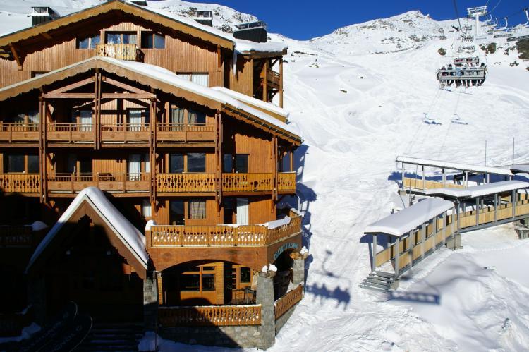 VakantiehuisFrankrijk - Noord Alpen: Chalet Altitude Val 2400 7  [3]