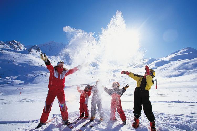 VakantiehuisFrankrijk - Noord Alpen: Chalet Altitude Val 2400 7  [14]