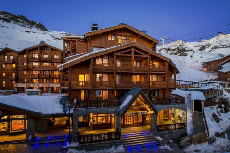 VakantiehuisFrankrijk - Noord Alpen: Chalet Altitude Val 2400 7  [1]