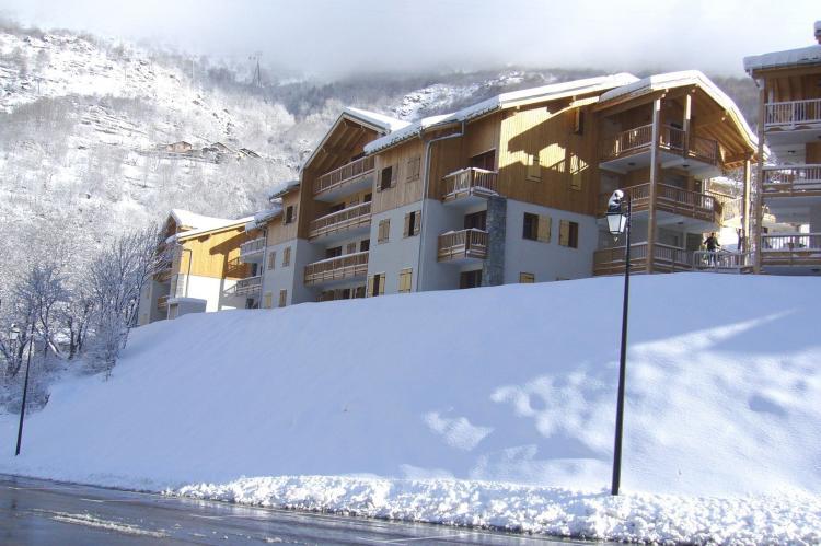 VakantiehuisFrankrijk - Noord Alpen: Le Hameau des Eaux d'Orelle 4  [2]
