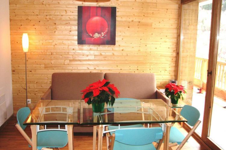 VakantiehuisFrankrijk - Noord Alpen: Le Hameau des Eaux d'Orelle 4  [7]