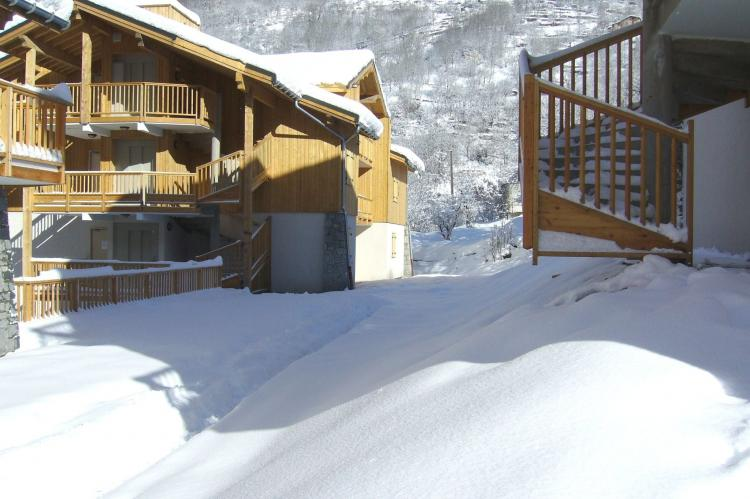 VakantiehuisFrankrijk - Noord Alpen: Le Hameau des Eaux d'Orelle 4  [26]