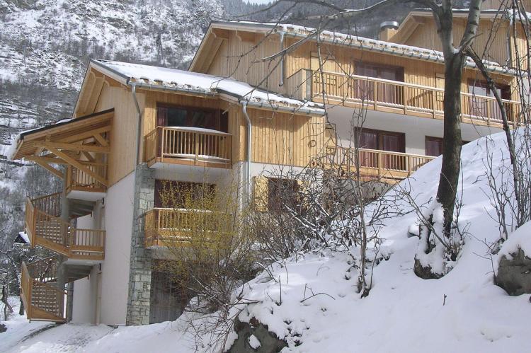 VakantiehuisFrankrijk - Noord Alpen: Le Hameau des Eaux d'Orelle 4  [1]