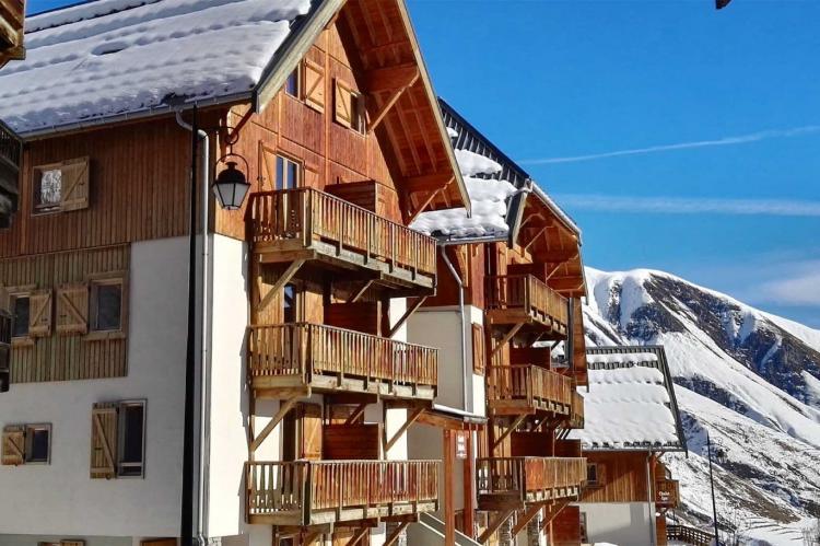 Holiday homeFrance - Northern Alps: Les Fermes de Saint Sorlin 1  [18]