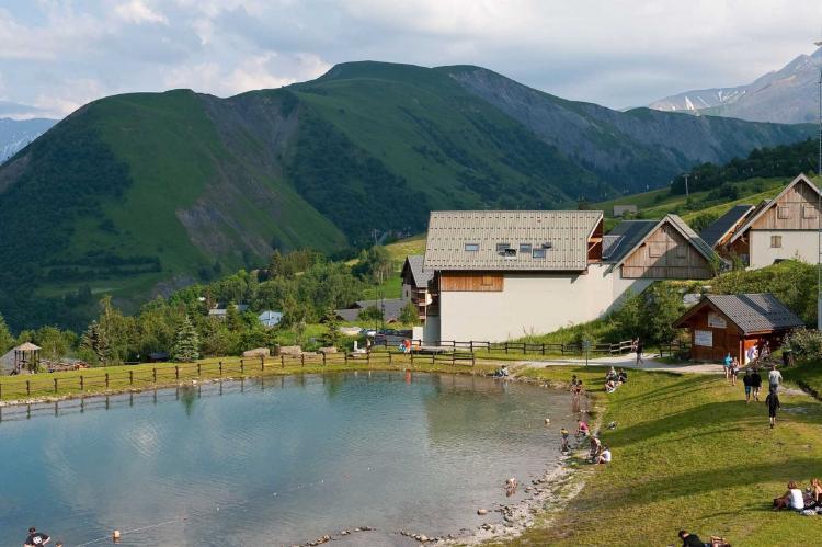 Holiday homeFrance - Northern Alps: Les Fermes de Saint Sorlin 1  [15]