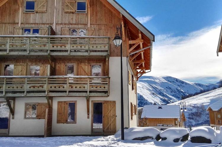 Holiday homeFrance - Northern Alps: Les Fermes de Saint Sorlin 1  [19]
